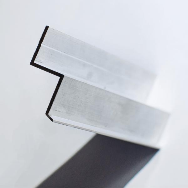 (Alu) Winkel Profil-Z,  2.5m